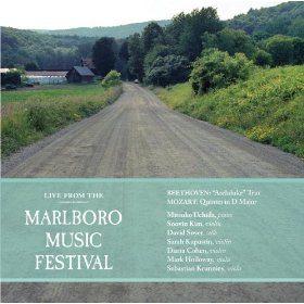 Live from Marlboro – Beethoven, Mozart