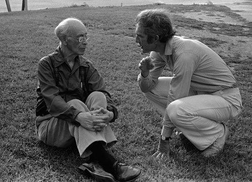 Rudolf Serkin and Arnold Steinhardt